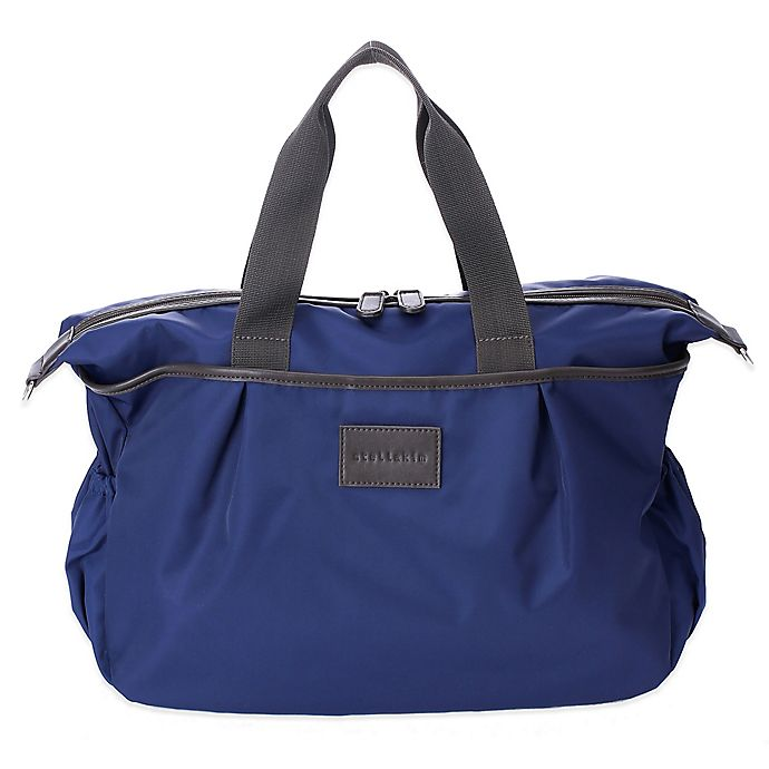 Alternate image 1 for stellakim Olivia Diaper Bag in Navy