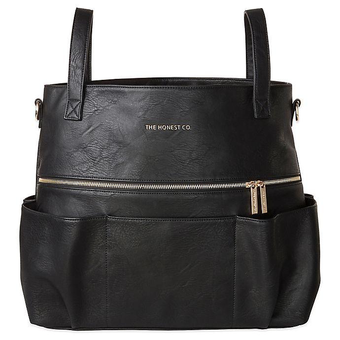 Honest Carryall Satchel Diaper Bag In