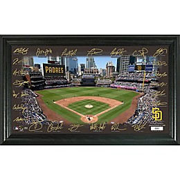 MLB San Diego Padres 2020 Signature Field Photo Frame