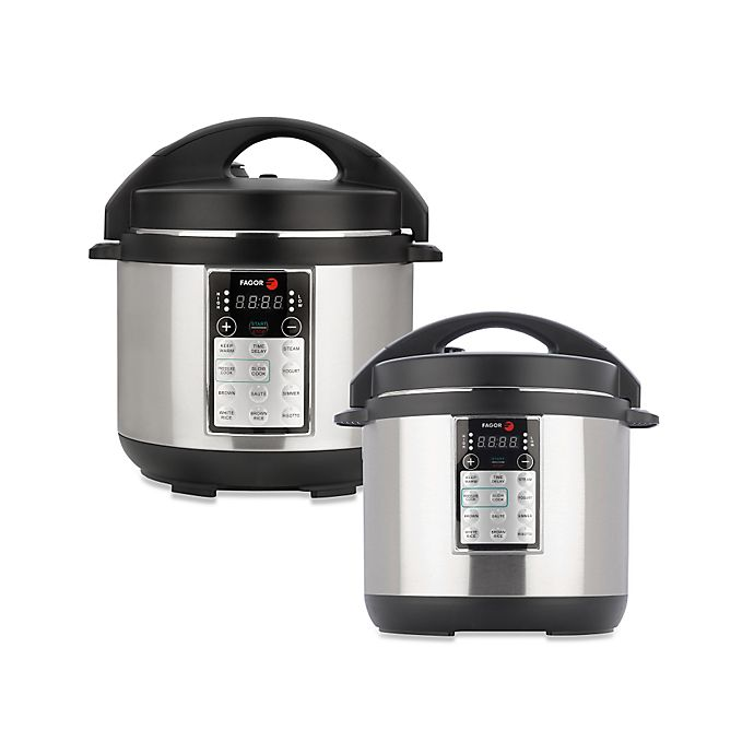 Alternate image 1 for Fagor LUX™ All-In-One Electric Multi-Cooker