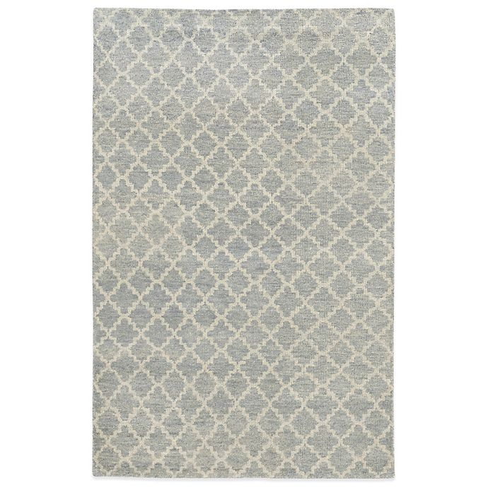 Alternate image 1 for Tommy Bahama® Maddox Trellis 8-Foot x 10-Foot Rug in Grey