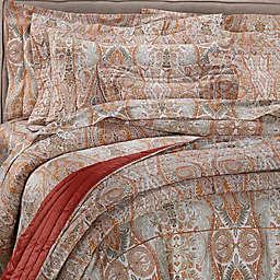 Bellino Fine Linens® Paisley Coverlet