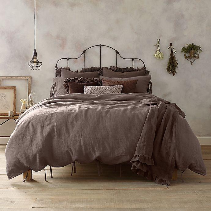 Alternate image 1 for Wamsutta® Vintage Linen Duvet Cover
