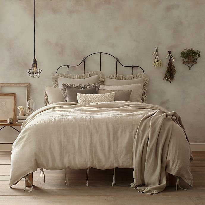 Wamsutta Vintage Linen Duvet Cover Bed Bath And Beyond Canada