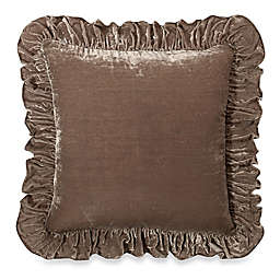 Wamsutta® Vintage Washed Velvet Square Throw Pillow
