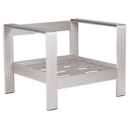 Zuo® Cosmopolitan Arm Chair Frame