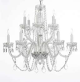 Gallery Crystal 12-Light Chandelier
