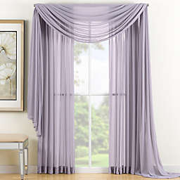 Reverie Sheer Window Curtain Panel
