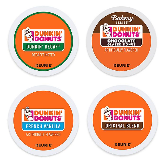 Alternate image 1 for Keurig® K-Cup® Pack Dunkin' Donuts® Coffee