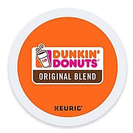 Dunkin' Donuts® Original Blend Coffee Keurig® K-Cup® Pods 16 Count