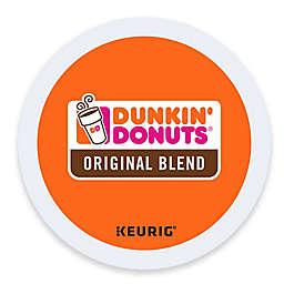 Keurig® K-Cup® Pack 16-Count Dunkin' Donuts® Original Blend Coffee