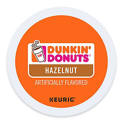 Keurig® K-Cup® Pack 16-Count Dunkin' Donuts® Hazelnut Coffee