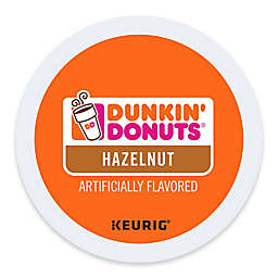 Dunkin' Donuts® Hazelnut Flavored Coffee Keurig® K-Cup® Pods 16-Count
