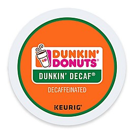 Dunkin' Donuts® Decaf Coffee Keurig® K-Cup® Pods 16 Count