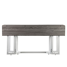 Holly & Martin® Driness Drop Leaf Table in Grey