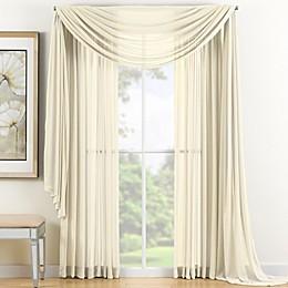 Reverie Sheer Window Curtain Panel