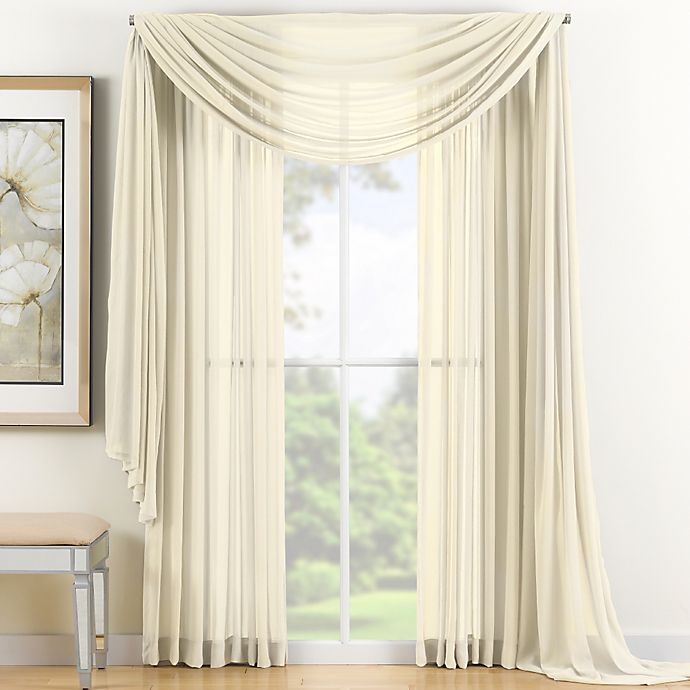 Alternate image 1 for Reverie Sheer Window Curtain Panel