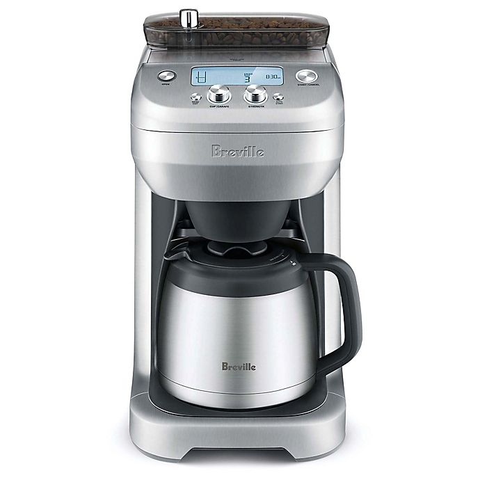 Alternate image 1 for Breville® Grind Control™ Coffee Maker