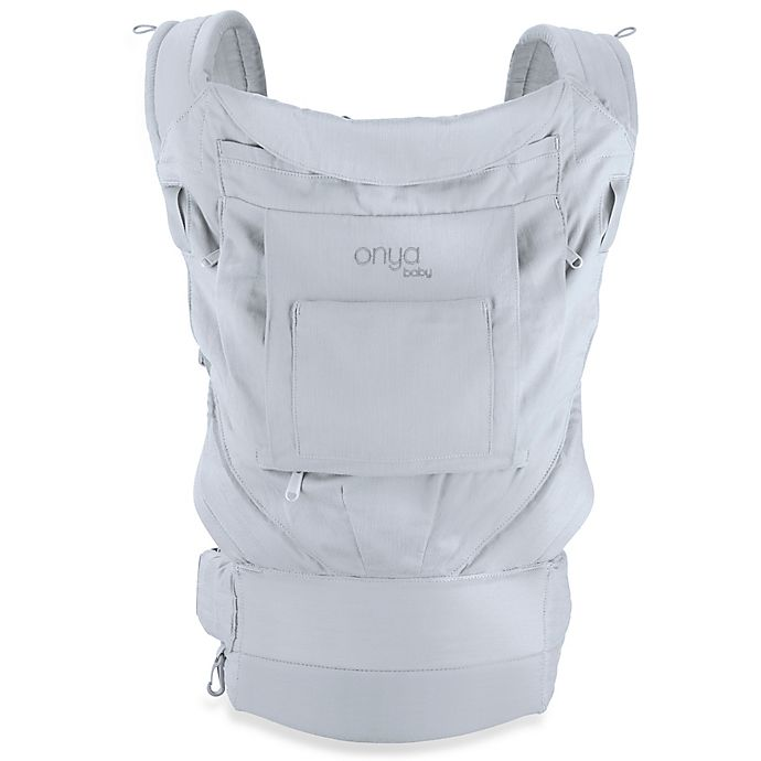 Alternate image 1 for Onya Baby Cruiser Baby Carrier in Pearl Grey
