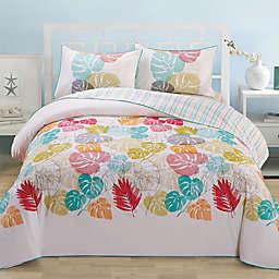 Leaf Organic Cotton Comforter Set