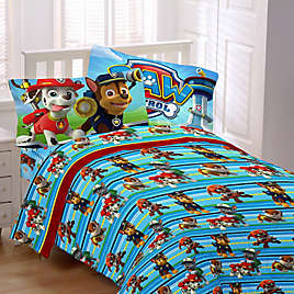 Nickelodeon Paw Patrol Bedding