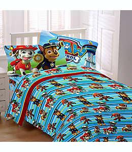 Set de sábanas matrimoniales Nickelodeon™ Paw Patrol