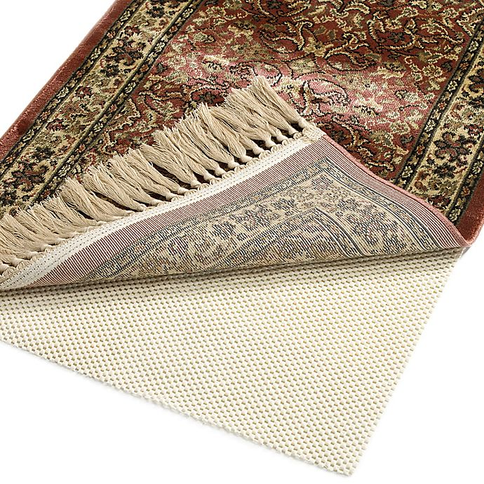 Alternate image 1 for Mohawk Home® Heavy Cushion Comfort Non-Skid 2-Foot x 6-Foot 3-Inch Rug Pad