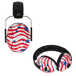 Baby BanZ EarBanZ Hearing Protection in Stars and Stripes