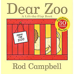 """Dear Zoo"" Board Book by Rod Campbell"