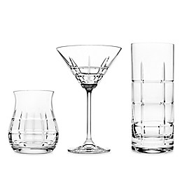 Top Shelf Tartan Barware Collection
