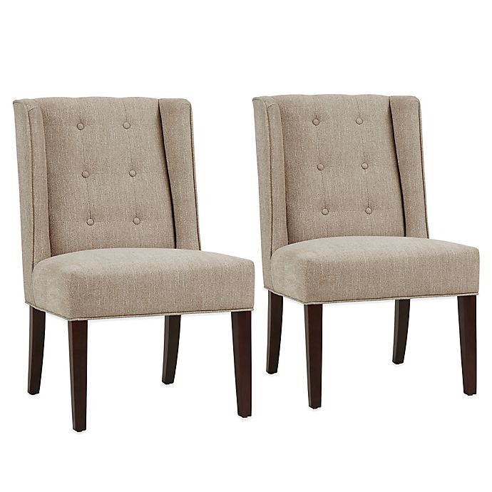 Madison Park Blakely Dining Chairs Set Of 2 Bed Bath