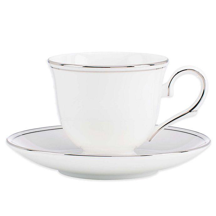 Alternate image 1 for Lenox® Federal Platinum™ Teacup and Saucer