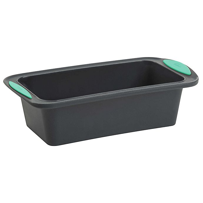 Alternate image 1 for Trudeau Structure Silicone™ 4.5-Inch x 8.5-Inch Loaf Pan
