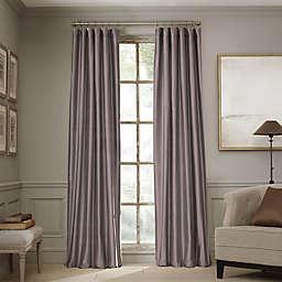 Valeron Estate 84-Inch Silk Window Curtain Panel in Amethyst
