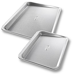 USA Pan Scoop Cookie Sheet