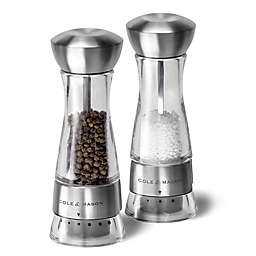 Cole & Mason Windermere 2-Piece Salt and Pepper Gift Set