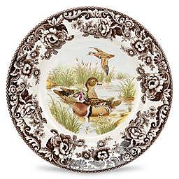 Spode® Woodland Wood Duck Salad Plate