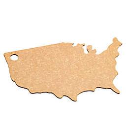 Epicurean® 18-Inch x 11-Inch USA Shape Cutting/Serving Board