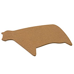 Epicurean® 20-Inch x 12-Inch Cow Shape Cutting/Serving Board