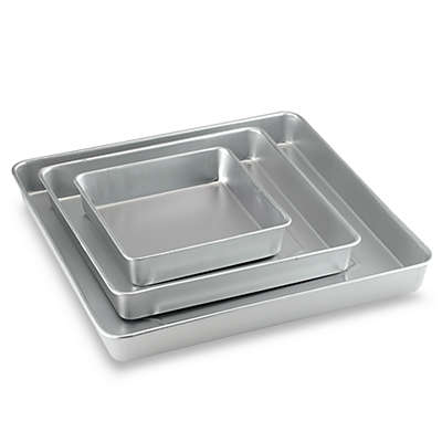 Wilton® 3-Piece Square Cake Pan Set