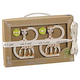 So Pure Sophie la girafe® Teethers (Set of 2)