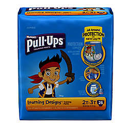 Pull-Ups® Learning Designs® Jumbo 25-Count Disposable Boy's 2T in 3T Training Pants