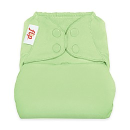 Flip™ Diaper Cover with Snap Closure in Grasshopper