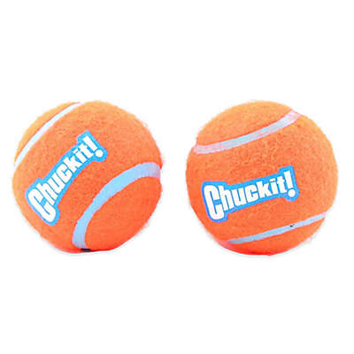 Petmate® Chuckit!® Tennis Ball in Orange (Set of 2)