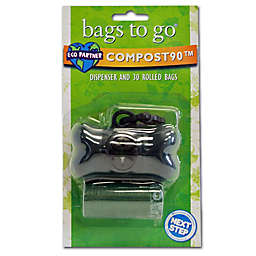 30-Count Compost90™ Bags in Green