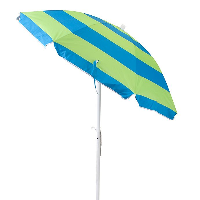 Alternate image 1 for 6-Foot Cabana Beach Umbrella