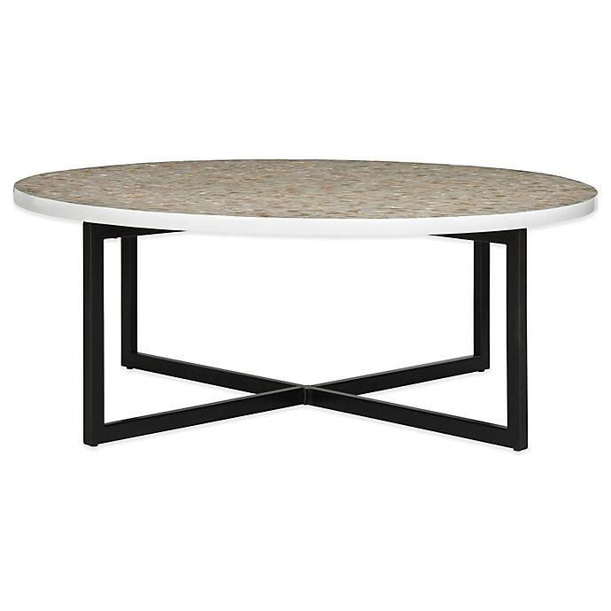Alternate image 1 for Safavieh Cheyenne Coffee Table in Cream