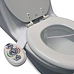 Blue Bidet Attachable Bidet in White