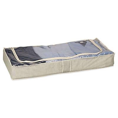 Household Essentials® Under Bed Storage Bag in Tea Fog