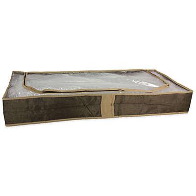 Household Essentials® Under Bed Storage Bag in Coffee